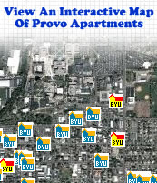 Provo Housing Map